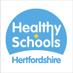 Healthy Schools Hertfordshire logo